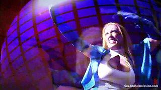 Broken Heroines A Superhero Parody High Production BDSM and Sex Feature