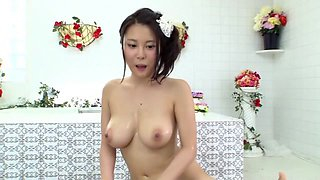 Exotic Japanese slut China Matsuoka in Fabulous Showers, Big Tits JAV scene