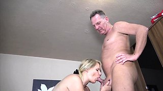 REIFE SWINGER - Mature German blonde in hardcore fuck