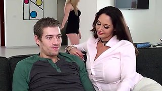 Ava Addams steals her daughters boyfriend