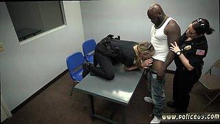 Mature blonde nurse Milf Cops