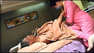 Chinese massage on quarantine