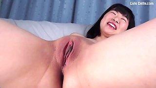 Girls 1233 Waka Ichii Natural Small Milk Cute Face