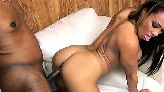 Black big tits office sluts are way more fun