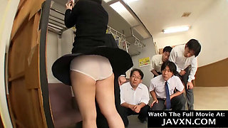 Big Ass Japanese Slut On The Bus