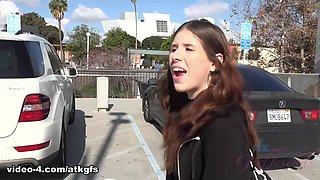Isabel Moon in Virtual Date Movie - ATKGirlfriends