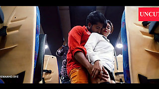 Indian Erotic Web Series Love On Moving Bus Season 1 Episode 5 Uncensored