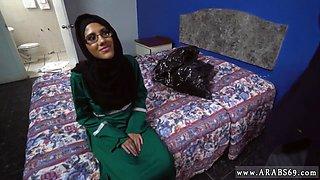Indonesian maid arab and teen virgin Desperate Arab Woman Fucks For Money