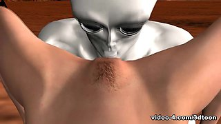 Close Encounters of the Sexual Kind - 3DToonTube