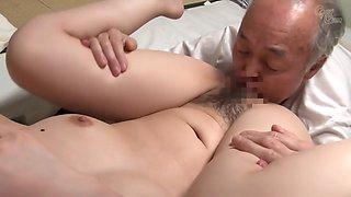 Old Man Young Slut Vintage Har
