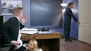 Brazzers - Big Tits at Work - Daddys Hardest
