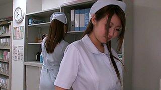 Crazy Japanese whore in Best Amateur, Handjob JAV movie