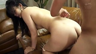 Lonely Asian housewife gets the hardcore fucking she needs