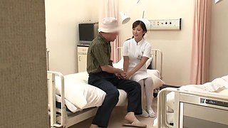 Crazy Japanese slut Maria Ono in Hottest Medical, Stockings JAV clip