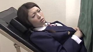 asian college girl fucked by doctor