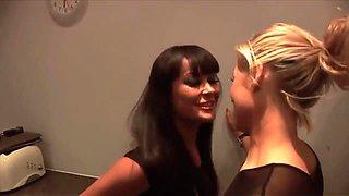 Amanda And Anna Drunk Lovemaking