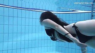 Virgin pussy umora bajankina swimming underwater