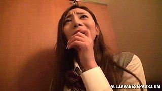 Little Asian Teen Fucked By Her Teacher In A Toilette