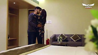 Indian hot wife ki first night fucking with hotel room