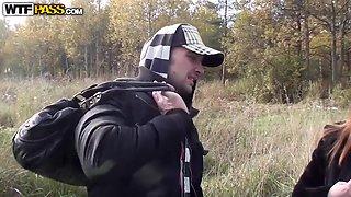 Russian filthy Odile serves big fat cocks!