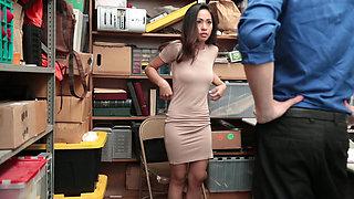 Her hardcore punishment