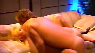 Big titty blonde rides cock with her hairy pussy - CDI