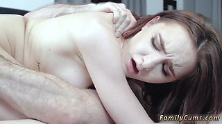 Family orgy taboo first time Fucking Behind Dads Back