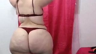 A fat ass mami ass just fat lol