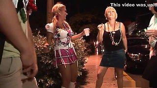 Horny pornstar in incredible striptease, mature sex scene