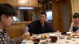 Itano Yuki in Father in law Itano Yuki
