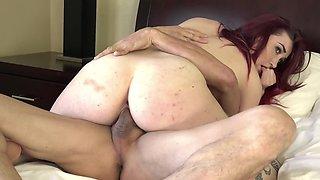 Teen participates in twosome to achieve highest top of pleasure