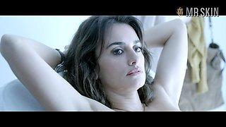 Penelope Cruz erotic scenes compilation