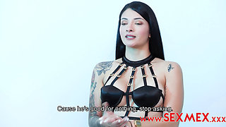 sexmex salome gil photo shoot for the hot cousin