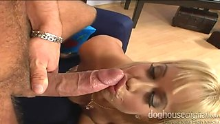 CUMSHOTS Young Squirts Volume 05 Scene 6