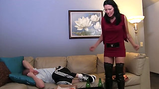 Mom getting fucked by her son