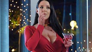 Angela White TiTTyfucked & Sodomized by BAE