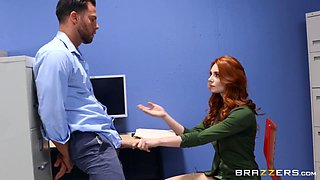 Scentual Healing Free Video With Lacy Lennon - BRAZZERS