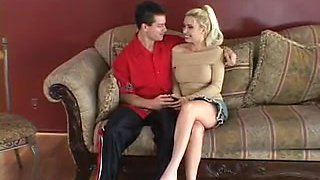 Husband Watches Cheating Wife Anal Sex