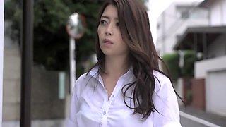 Horny Japanese slut in Crazy MILF, Nipples JAV movie