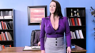 Brazzers - Big Tits at Work -  My Slutty Secr