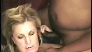 Wife Meet Two BBC While The Husband Films