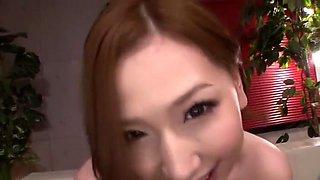 Exotic Japanese slut Ai Sayama in Fabulous Handjobs, Cougar JAV video