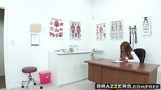 Brazzers - Doctor Adventures - Amy Brooke Jordan Ash - I Can Walk