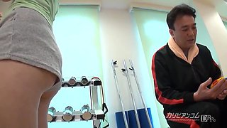 Yui Asano Satomi Nakama Other I Time Fuck Bandit Time Stop Part One Gym Hen