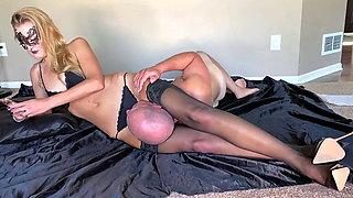 Big sex strapon