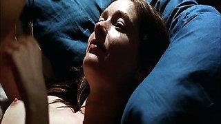 Cristiana Capotondi nude in hot sex scene as she rides a