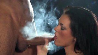 Smoking and Sex.