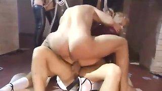 Schoolgirl acquires an Education in Sex