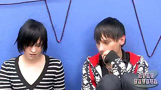 Bareback Emo Boys