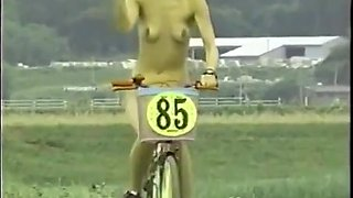 japanese nude girls cycling